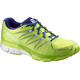 Salomon X-Scream Foil Trailrunning Shoes Men gecko green/granny green/ g blue